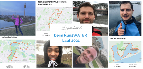 Run4Water Lauf März 2021