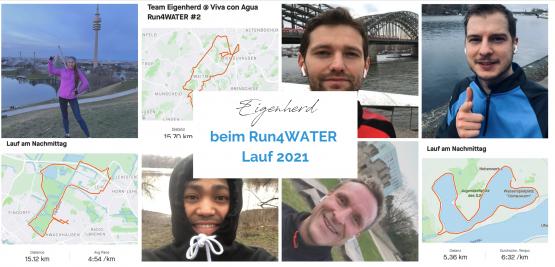 Run4Water Lauf März 2021