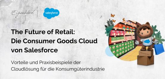 Titelbild Consumer Goods Cloud